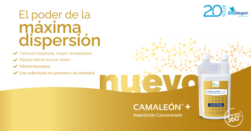 nueva formula de camaleon con maxima dispersion